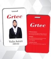 cetak id card pegawai